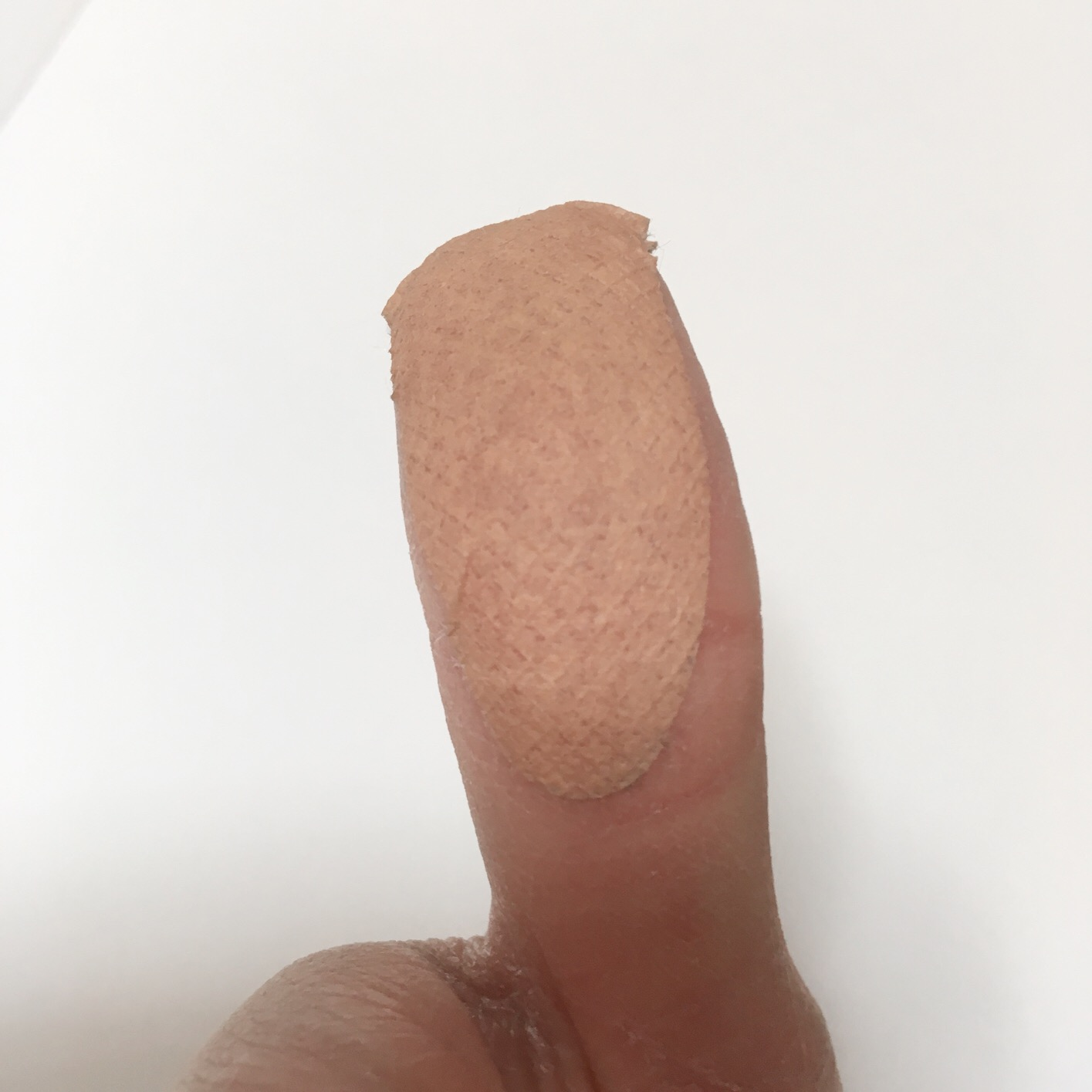 ぱっくり 治し 指 方 割れ
